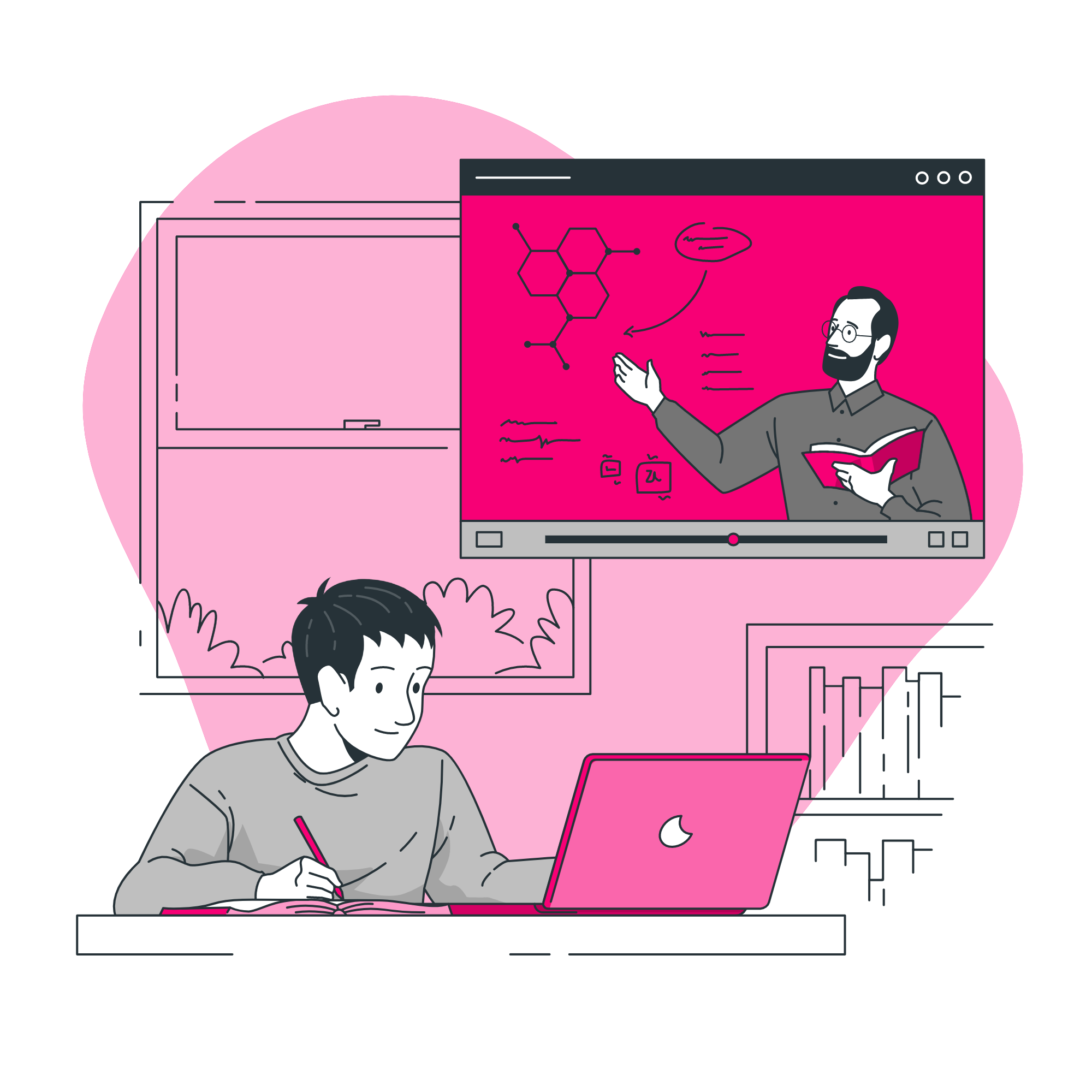 Online learning-bro